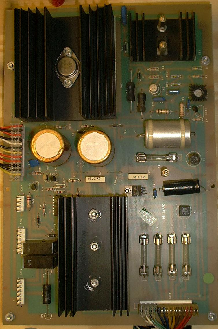 2nd Generation Power Supply Boards